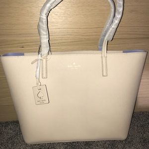 KATE SPADE SCOTTS PLACE LIDA TOTE